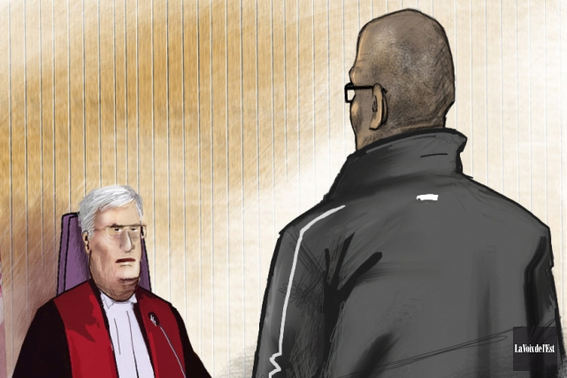 Alain Béliveau avait refusé de témoigner devant le... (illustration Serge Paquette, archives La Voix de l'Est)