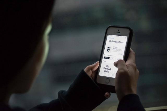 Apple a décidé il y a quelques jours... (PhotoFRED DUFOUR, Agence France-Presse)