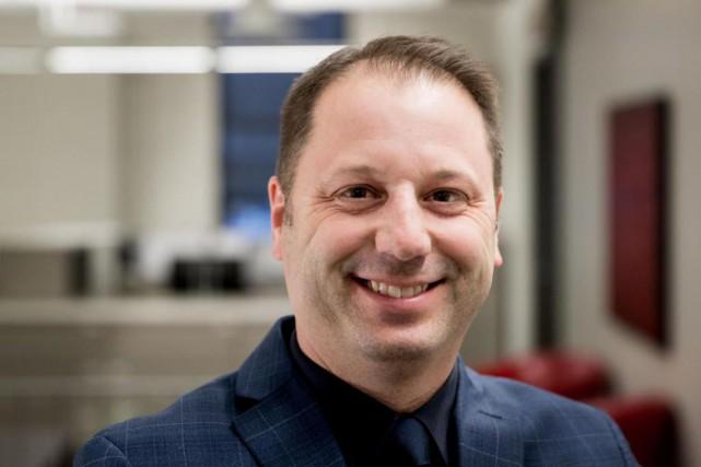 Benoit Hudon est chef de l'exploitation d'AAA Canada.... (Photo Marco Campanozzi, La Presse)