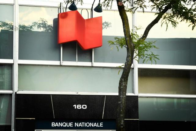 Plusieurs banques canadiennes perçoivent de bonnes occasions d'affaires... (Photo Bernard Brault, Archives La Presse)