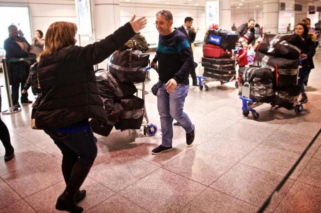 Comme l'a annoncé la ministre de l'Immigration du... (Photo André Pichette, Archives La Presse)