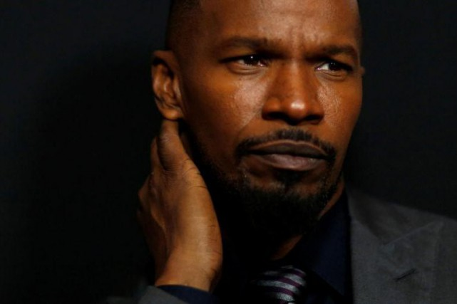 L'acteur Jamie Foxx... (Photo Mario Anzuoni, Reuters)