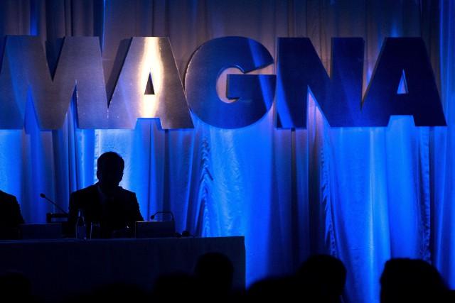 L'équipementier automobile Magna International a annoncé mercredi que son... (PHOTO ARCHIVES LA PRESSE CANADIENNE)