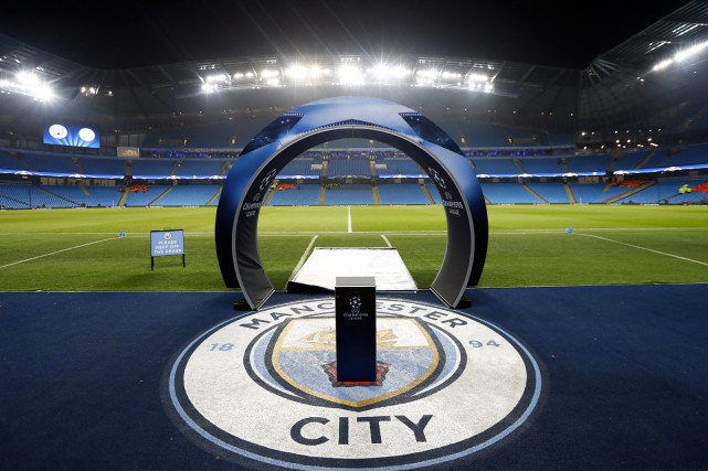 Manchester City a admis vendredi auprès de la Fédération anglaise de football... (Photo Jason Cairnduff, archives Reuters)