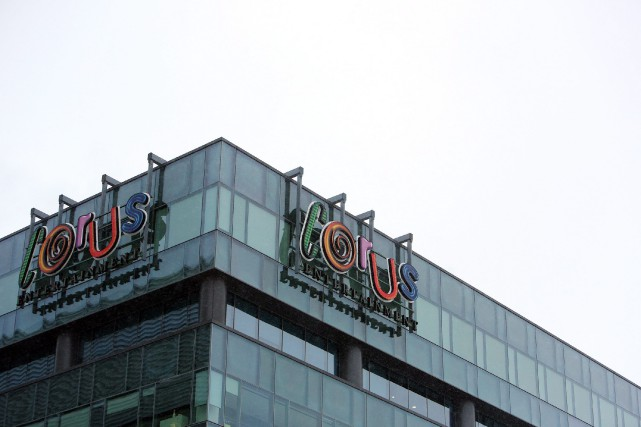 Corus Entertainment a affiché mercredi un bénéfice net de 71,1 millions $ pour... (PHOTO COLE BURSTON, ARCHIVES LA PRESSE CANADIENNE)