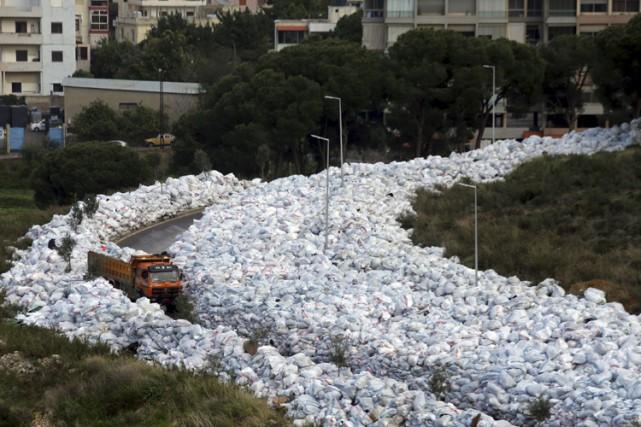 Les militants de l'environnement mettent en garde contre... (PHOTO REUTERS)
