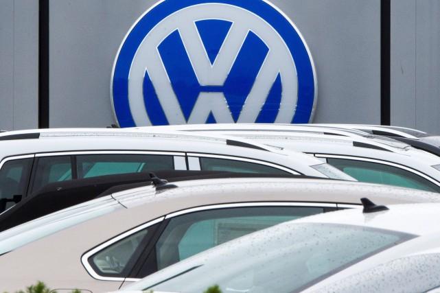 La pénalité imposée à Volkswagenest la plus grande... (AFP)