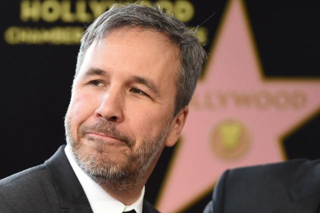 Denis Villeneuvelors de la cérémonie célébrant l'intronisation d'Amy... (AFP)