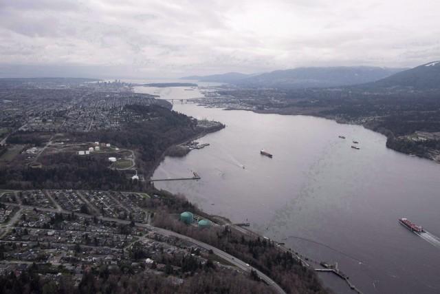 L'expansion de Trans Mountain vise à tripler la... (Photo Jonathan Hayward, archives La Presse canadienne)