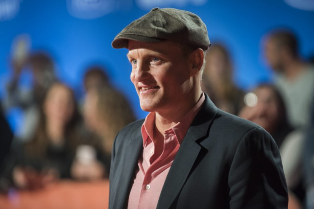 Woody Harrelson au Festival de Toronto, en septembre... (PHOTO ARCHIVES AP)