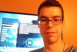 Jonathan Lacasse de Sherbrooke passera encore les 21prochains... (Photo tirée d'internet)