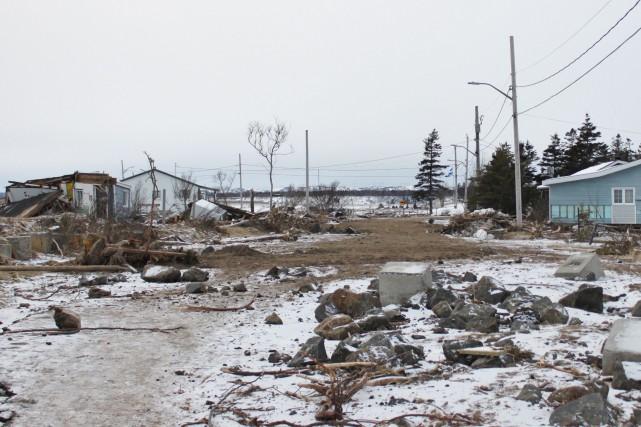 À Sept-Îles, cinq propriétaires «privilégieraient» la démolition de... (Collaboration spéciale Fanny Lévesque)