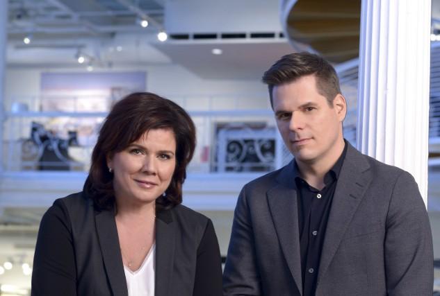 L'humanité de Marina Orsini sert parfaitement l'émission Deuxième... (fournie par ICI Radio-Canada Télé)