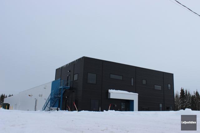 L'entreprise Pexal-Tecalum Canada est sauvée de la faillite.... (Archives Le Quotidien)