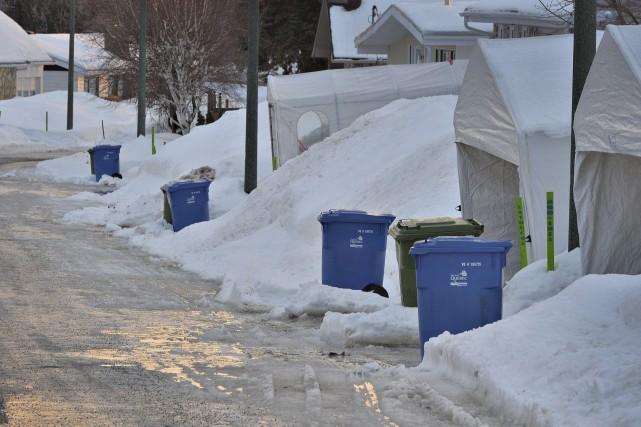 La Ville de Saint-Augustin-de-Desmaures explique le changement de... (Le Soleil, Patrice Laroche)