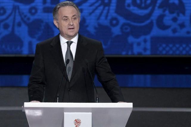 Le premier ministre adjoint russe Vitaly Moutkoa accusé... (AP, Ivan Sekretarev)