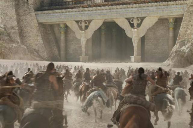 Image tirée d'un épisode de la saison6 deGame... (Photo fournie par HBO)
