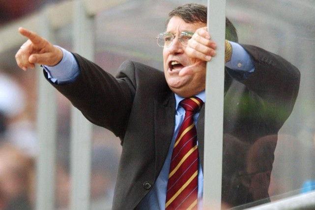 Graham Taylor en 2002.... (Photo Rui Vieira, archives Associated Press)