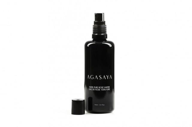 Eau de rose, Agasaya, 32$, offerte en ligne... (PHOTO FOURNIE PAR AGASAYA)