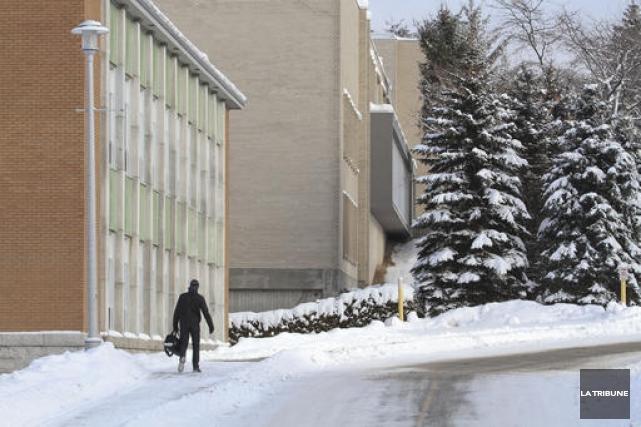 GreenMetric World University Ranking compare les mesures prises... (Archives La Tribune, René Marquis)