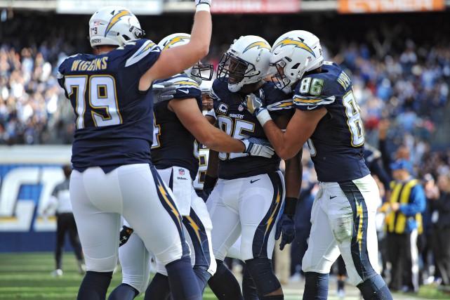 Les Chargers n'ont pas mis de temps à se décider. Quelques heures seulement... (Photo Orlando Ramirez, USA Today Sports)