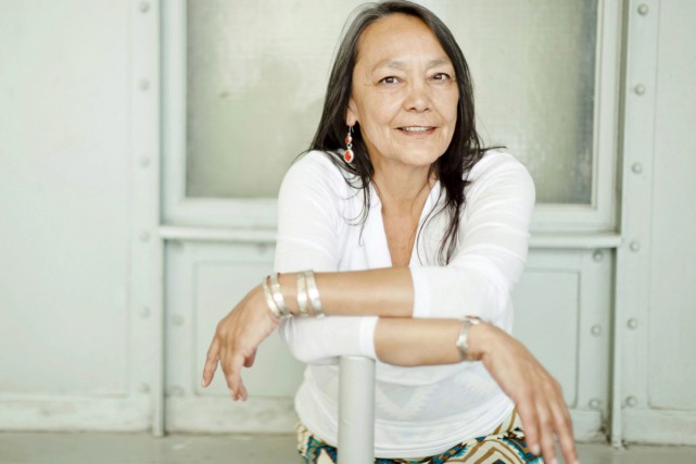 Tantoo Cardinal... (PHOTO LA PRESSE CANADIENNE)