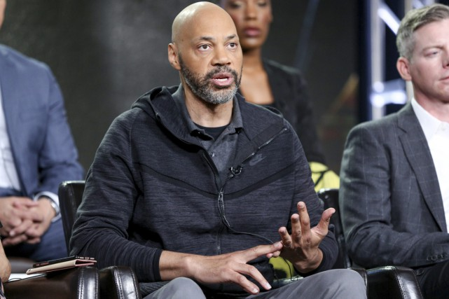 John Ridley... (PHOTO ARCHIVES AP)