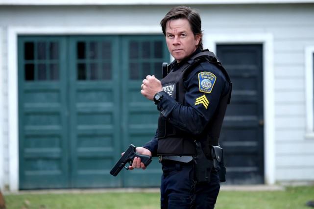 L'acteur Mark Wahlberg, natif de Boston, dans Le... (Fournie par Les Films Séville)