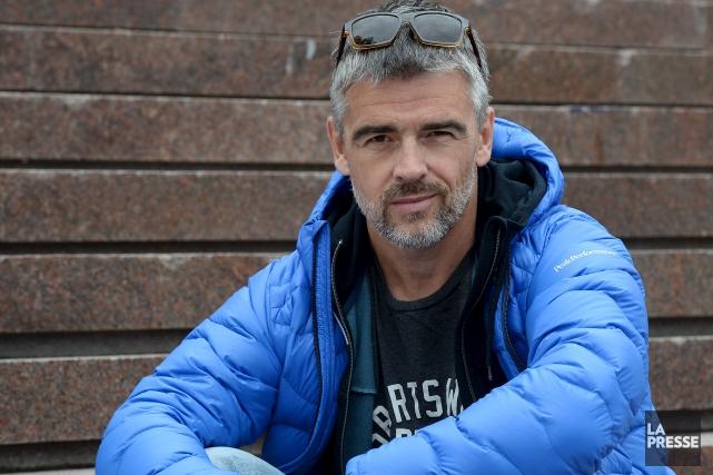 L'acteur et écrivain Patrice Godin est aussi un... (Archives La Presse)