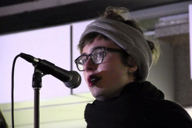 Alice Paquet a révélé l'an dernier les agressions... (Tirée d'une vidéo Facebook)