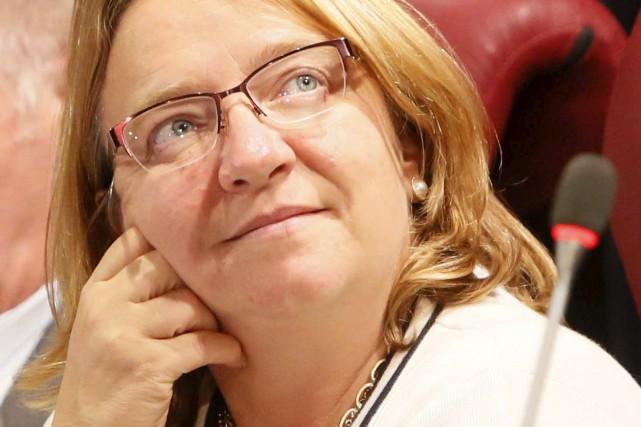 Sylvie Goneau est convaincue que de nombreuses opportunités... (Simon Séguin-Bertrand, Archives Le Droit)