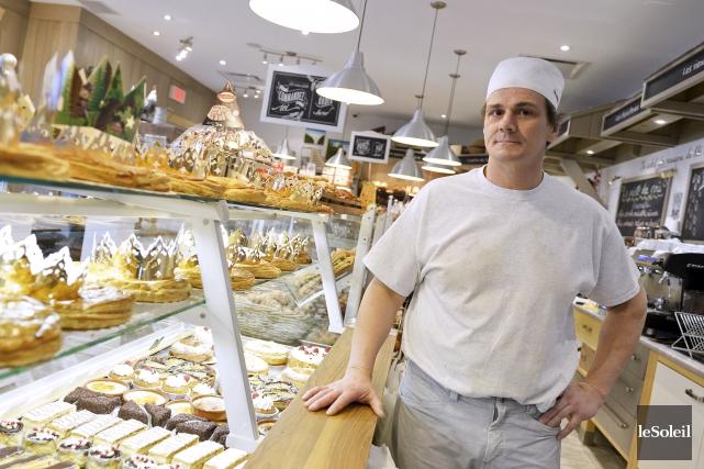 Pascal Chazal, cofondateur de la boulangerie Pascal Le... (Le Soleil, Yan Doublet)