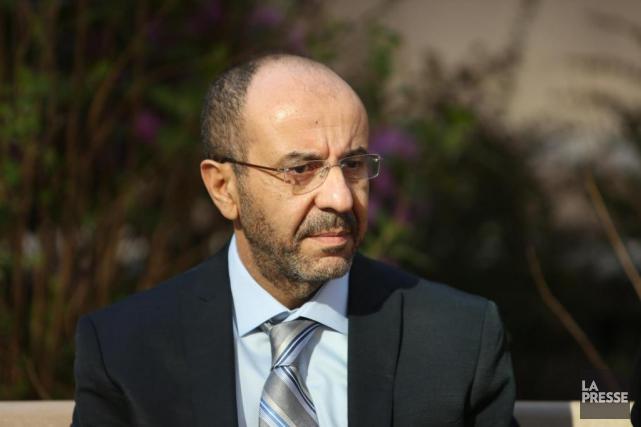 Belhassen Trabelsi, beau-frère de l'ancien dictateur tunisien Zine... (PHOTO MARTIN CHAMBERLAND, ARCHIVES LA PRESSE)