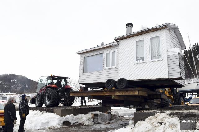 Saguenay souhaite avoir un portrait du poids des... (Le Quotidien, Rocket Lavoie)