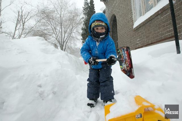 Le point fort de l'hiver à Montréal est... (Hugo-Sébastien Aubert, archives La Presse)