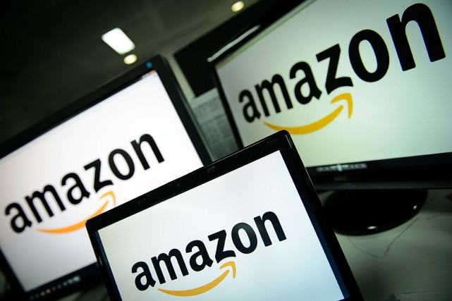 Amazon... (Archives AFP)