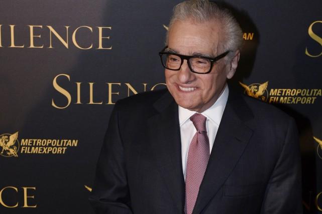 Martin Scorsese était à Paris afin de présenter... (AFP)