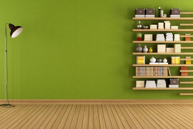 Comment ranger ses livres pour qu'ils donnent de la vie à la maison? Des... (PHOTO THINKSTOCK)