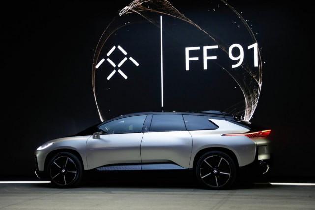 Le premier concurrent tout électrique de Tesla devrait... (photo AP)