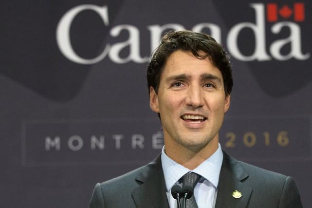 ÉDITORIAL /Justin Trudeau a entrepris jeudi dernier en Ontario une tournée... (Archives, La Presse)