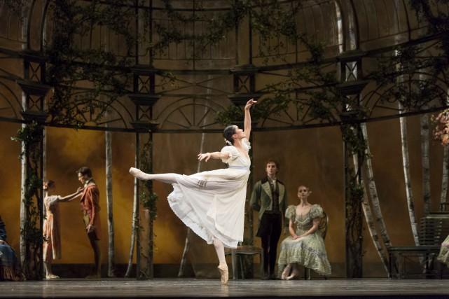 La première danseuse du Ballet national du Canada franchit un pas important de... (Courtoisie, Aleksandar Antonijevic)