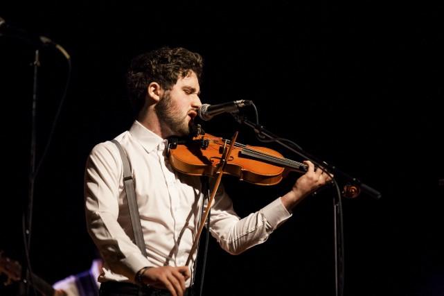 Le violoniste virtuose William Lamoureux viendra retrouver ses comparses... (Courtoisie)