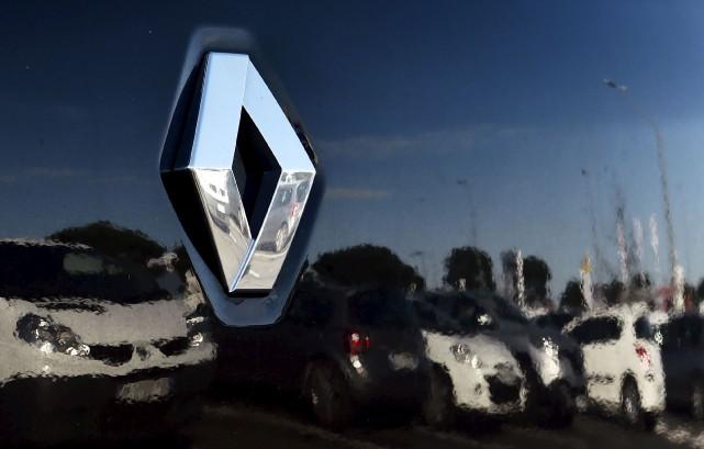 Le titre Renault a enregistré la plus forte... (AFP)