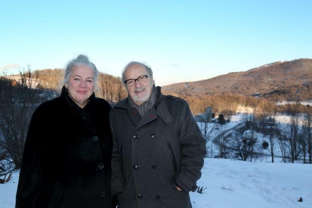 Anne Boyer et Michel d'Astous font plus que... (Julie Catudal)