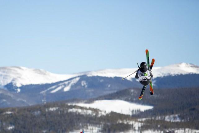 Anouk Purnelle-Faniel... (Photo archives Association canadienne de ski acrobatique)