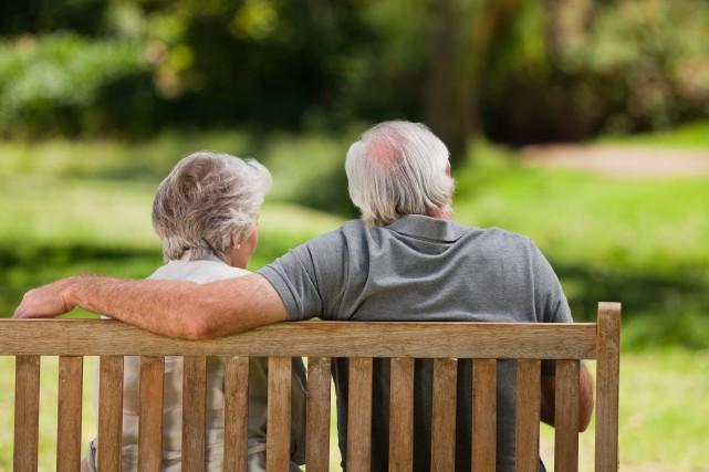 Plus de 370 membres du Regroupement québécois des résidences pour aînés ouvrent... (Photo Thinkstock)