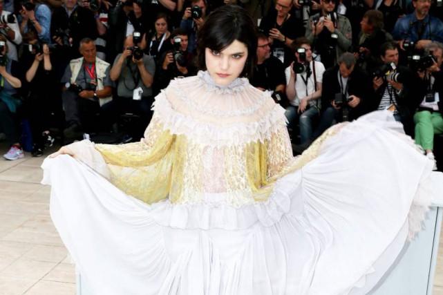 Soko incarne l'Américaine Loïe Fuller dans le film... (Courtoisie)