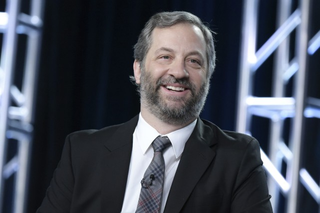Judd Apatow... (Photo AP)