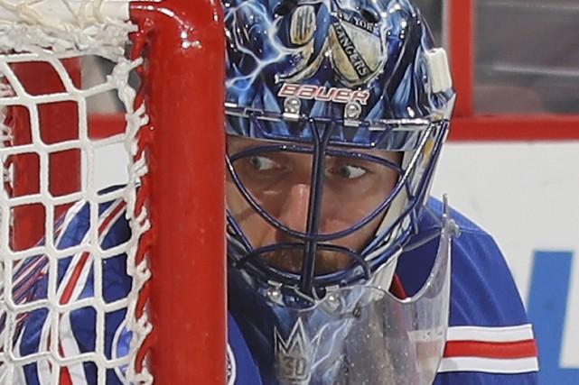 Tout comme Carey Price, le gardien des Rangers... (Archives AFP, Bruce Bennett)