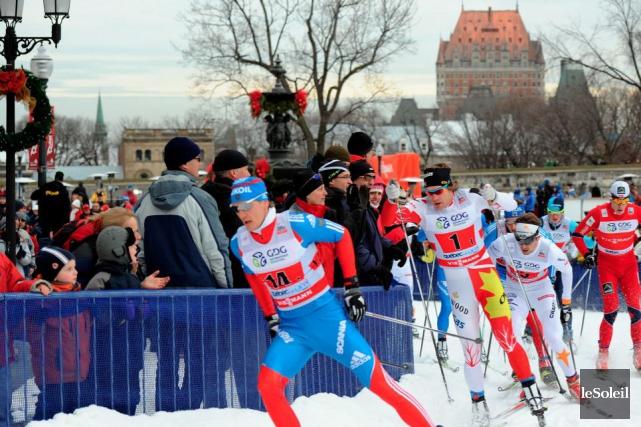 La Fédération internationale de ski a recommandé ce... (Photothèque Le Soleil, Erick Labbé)